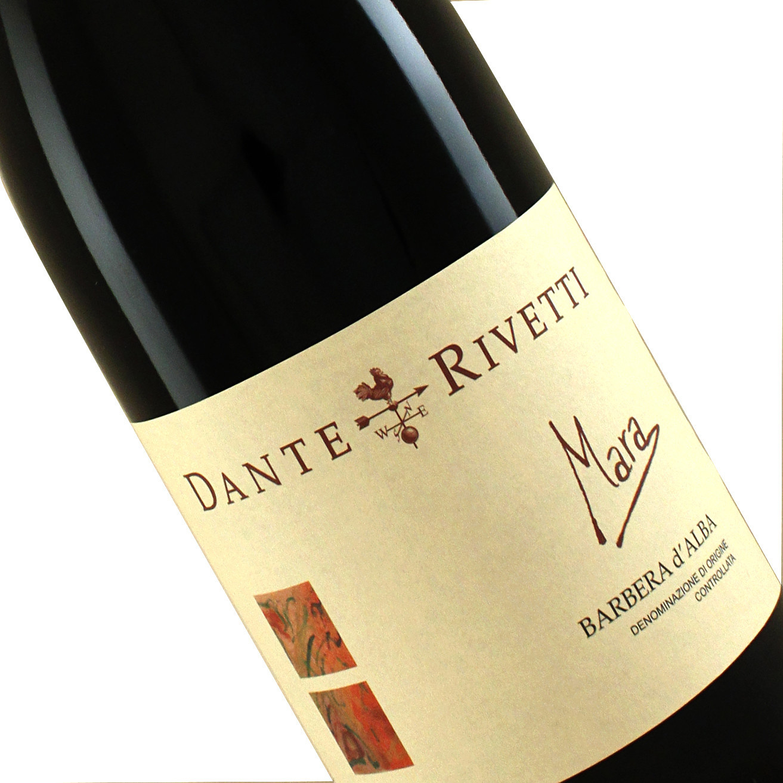 "Dante Rivetti 2016 Barbera d'Alba ""Mara"" Piedmont"