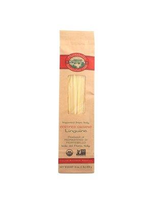 Montebello Organic Linguine Pasta, Isola del Piano, Marche, Italy