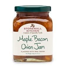 Stonewall Kitchen Maple Bacon Onion Jam 11.75oz Jar