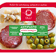 Olli Antipasto Parmesan, Genoa, Sopressata, Frescatrano Olive Pack, Oceanside, California  12 oz