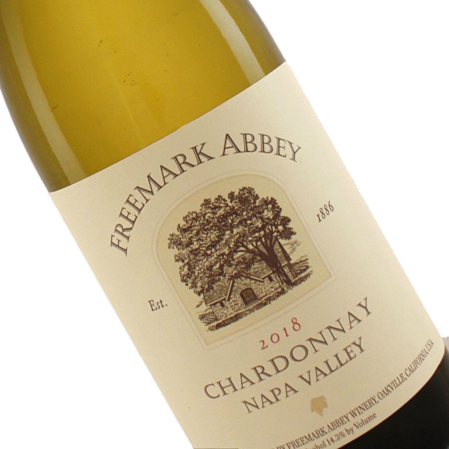 Freemark Abbey 2018 Chardonnay Napa Valley