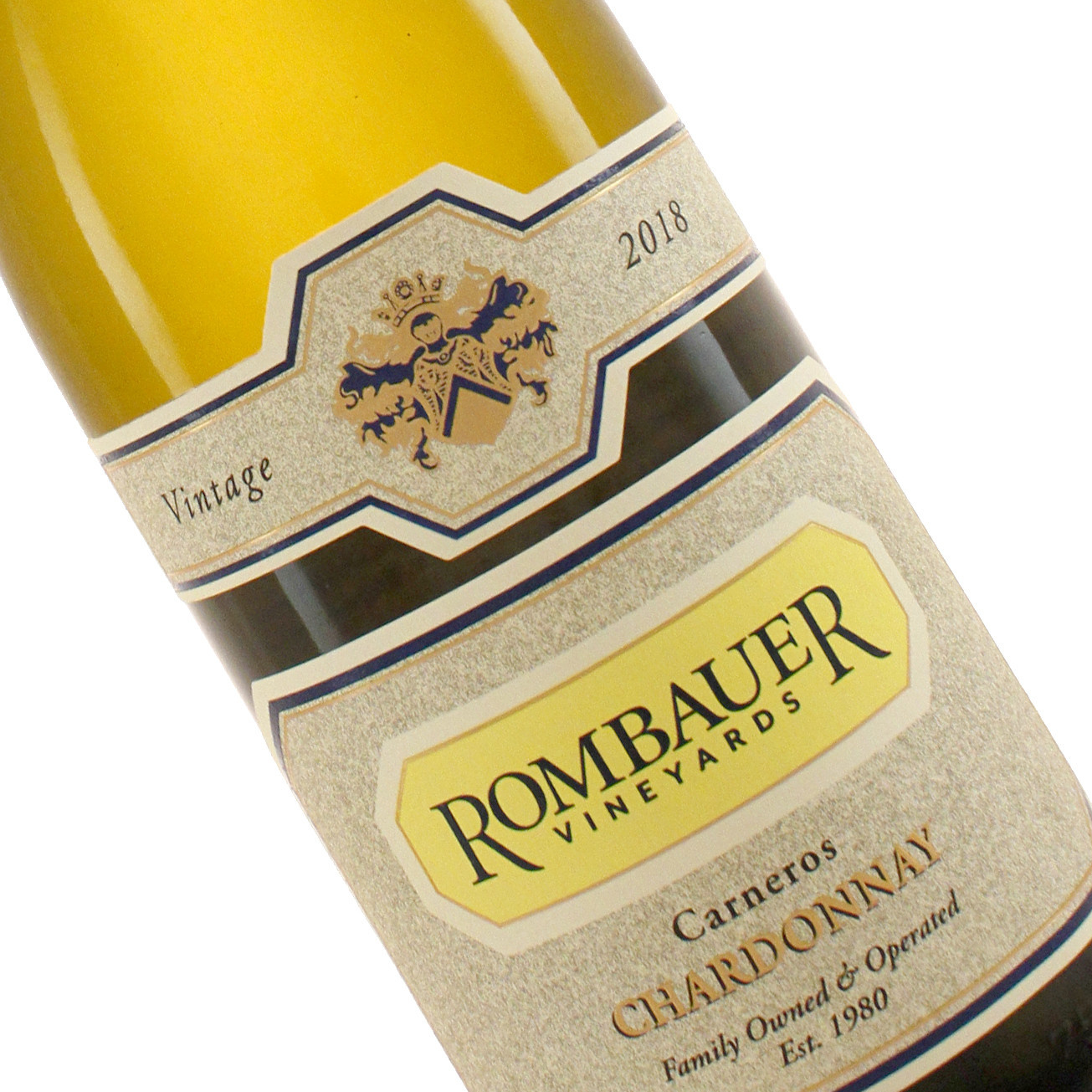 Rombauer 2019 Chardonnay, Carneros, California