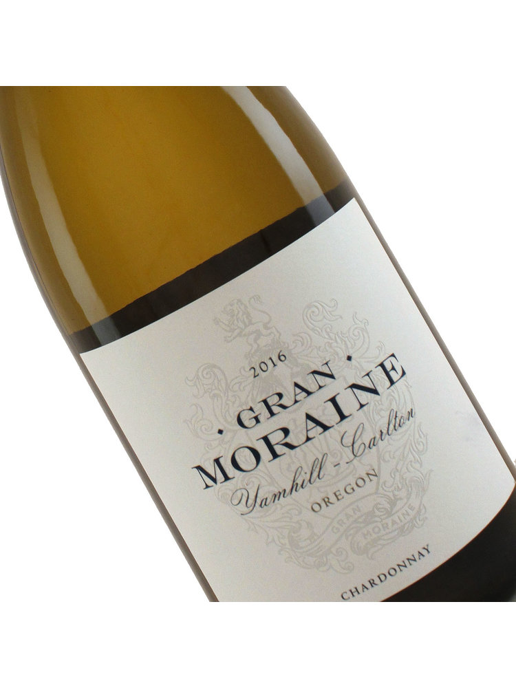 Gran Moraine 2018 Chardonnay Yamhill-Carlton, Oregon