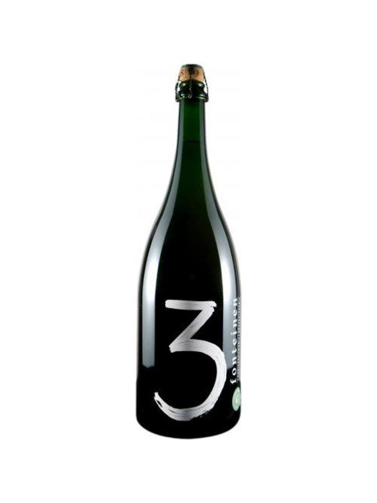 """Drie Fonteinen """"Oude Geuze"""" Lambic 1.5L Magnum Bottle - Belgium"""