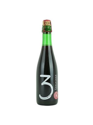 "Drie Fonteinen ""Oude Kriek"" Lambic 375ml Bottle - Belgium"