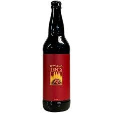 "Arrow Lodge ""Pitching Tents"" Imperial Stout 22oz Bottle - Covina CA"