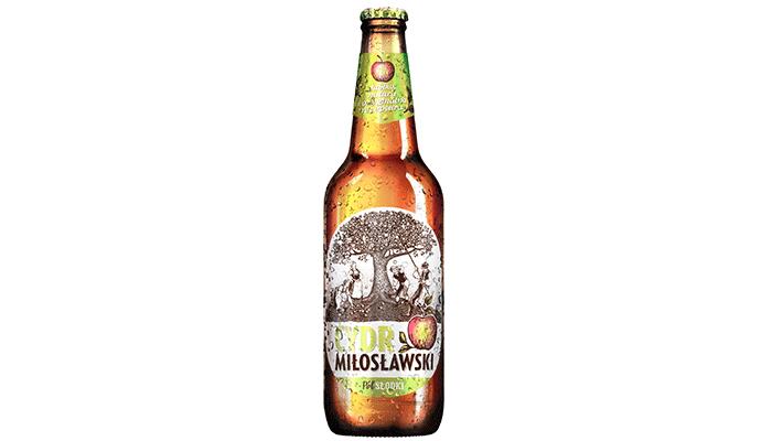 Perry Miloslawski Semi-Sweet Pear Cider 500ml. , Poland