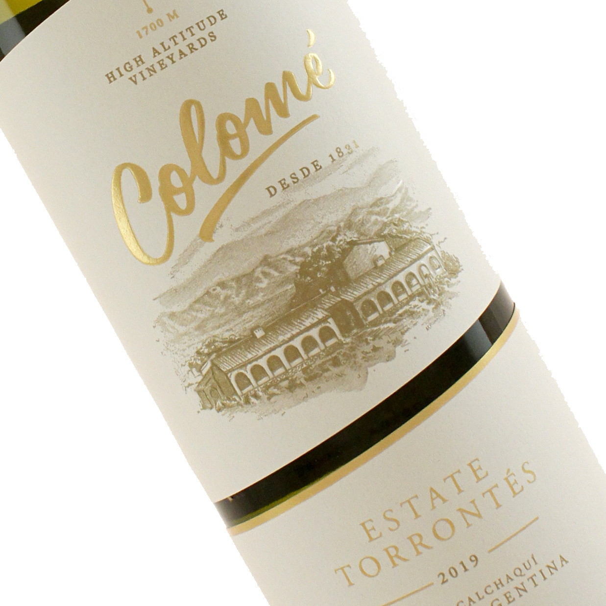 Colome 2019 Calchaqui Valley Torrontes, Argentina