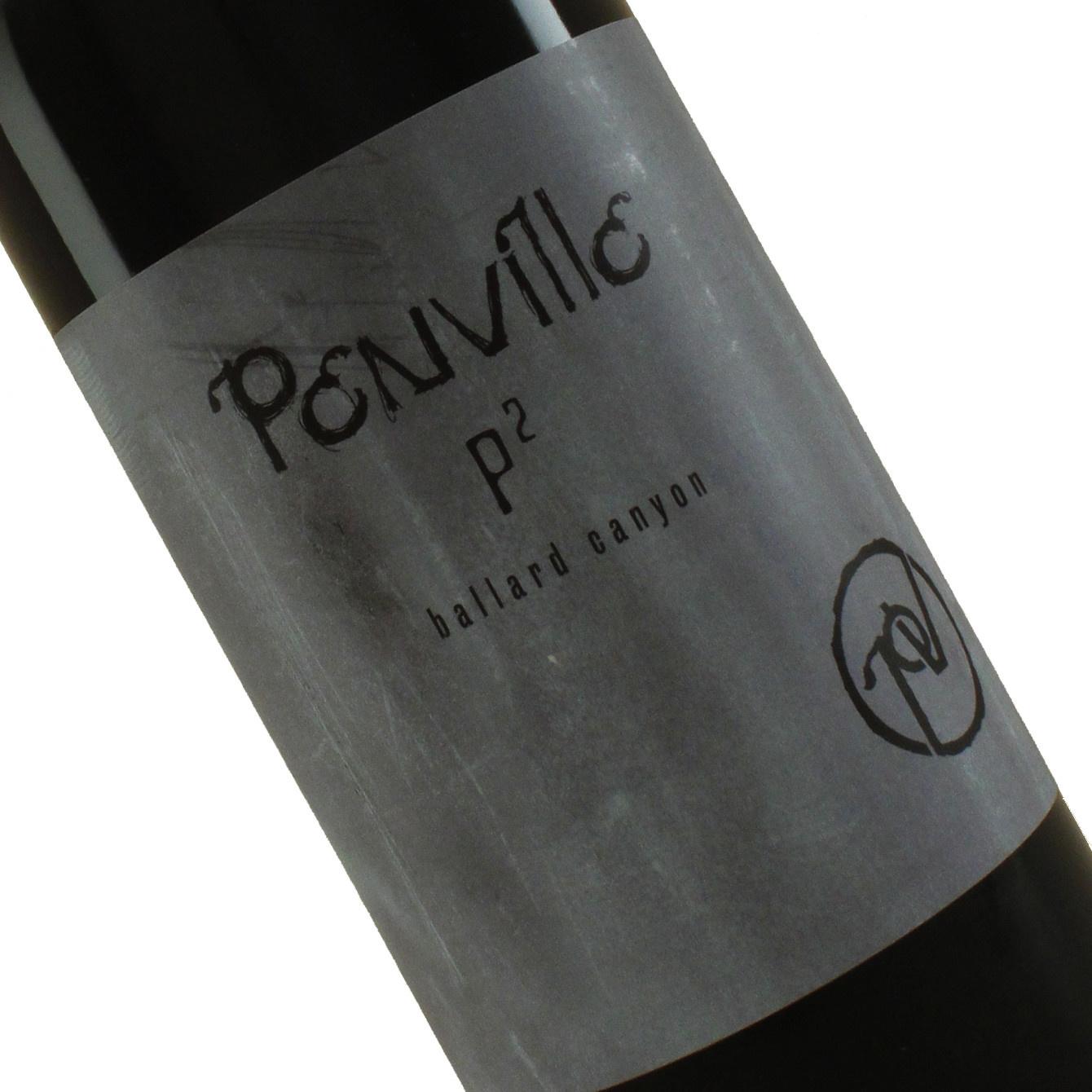 """Penville 2015 Grenache """"P Squared"""" Ballard Canyon, Santa Ynez Valley"""