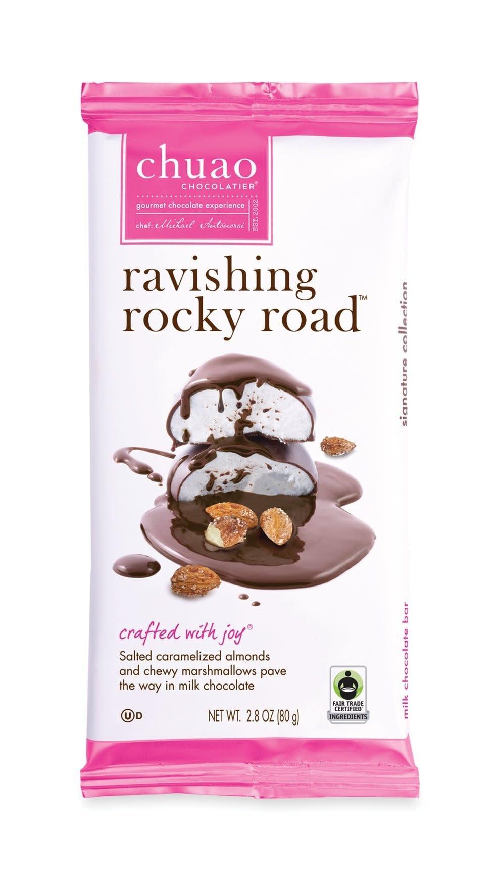 Chuao Ravishing Rocky Road Chocolate Bar, Carlsbad, CA