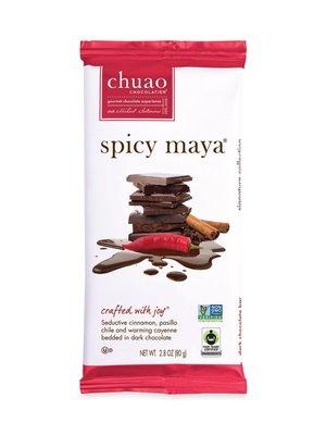 Chuao Spicy Maya Chocolate Bar, Carlsbad, CA