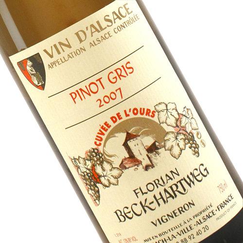Beck-Hartweg 2007 Pinot Gris, Alsace