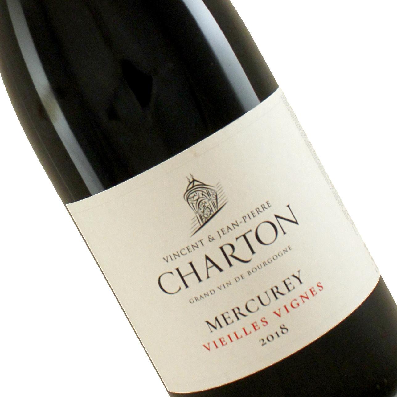 Charton 2018 Mercurey Vieilles Vignes, Burgundy
