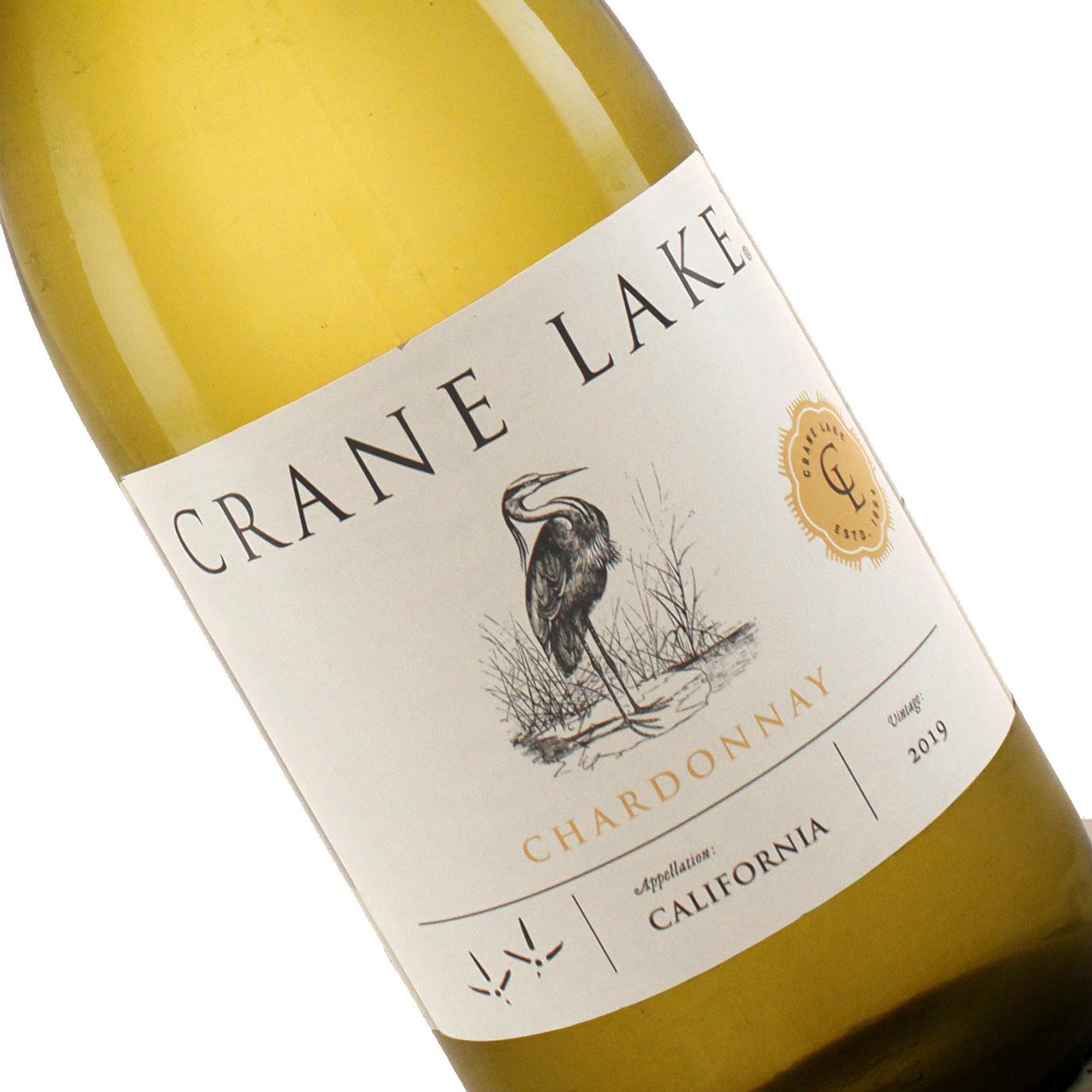 Crane Lake 2019 Chardonnay, California