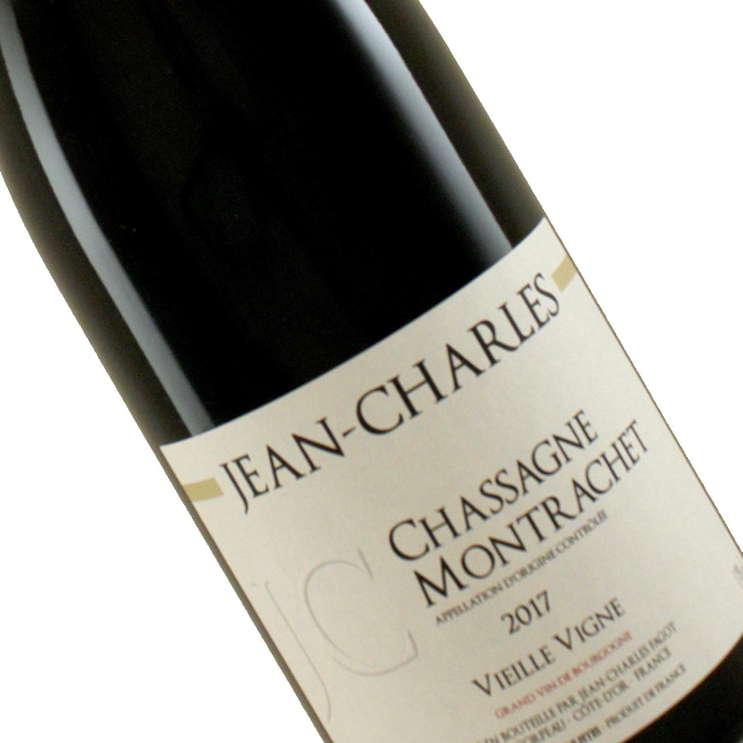 Jean-Charles 2017 Chassagne Montrachet Rouge, Burgundy