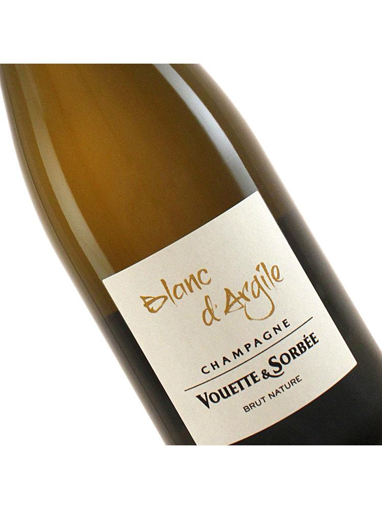 """Vouette & Sorbee N.V. """"Blanc d'Argile"""" Champagne Brut"""