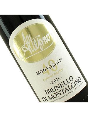Altesino 2015 Brunello di Montalcino Montosoli, Tuscany