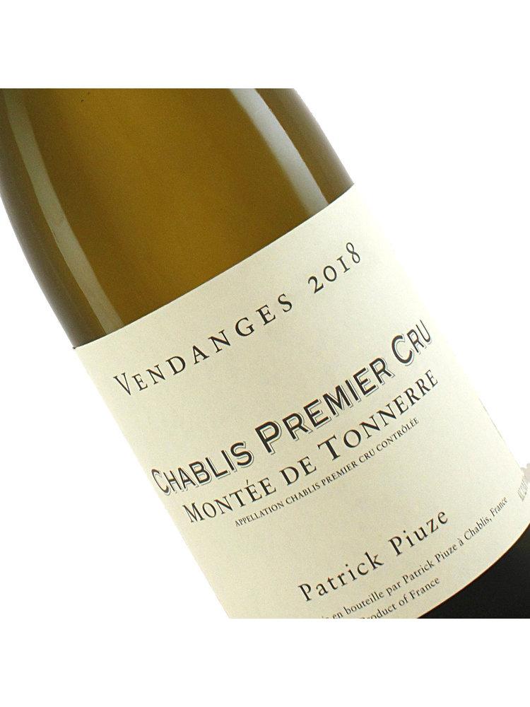 """Patrick Piuze 2018 Chablis Premier Cru """"Montee De Tonnerre"""", Burgundy"""
