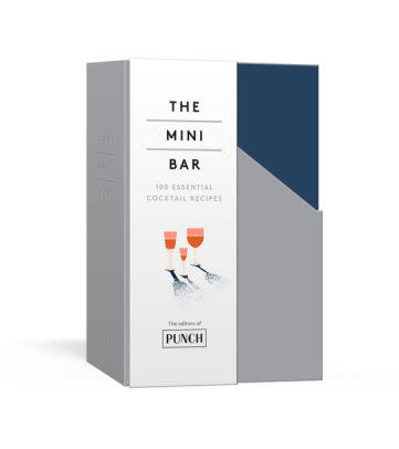 Book - The Mini Bar - 100 Essential Cocktail Recipes