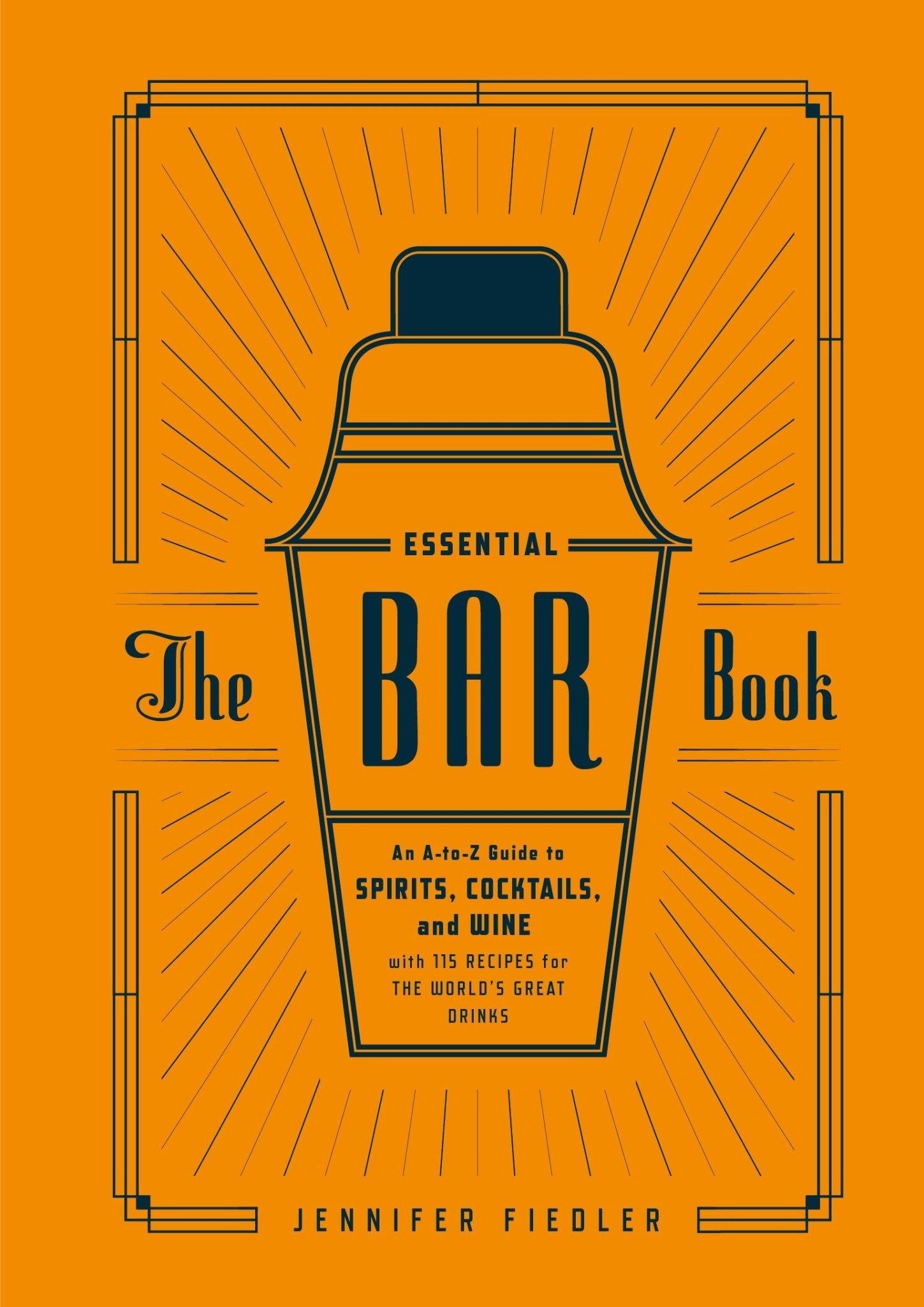 Book - The Essential BAR Book by Jennifer Fiedler