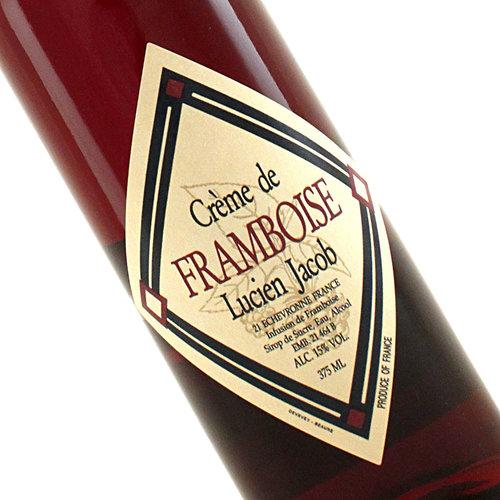 Lucien Jacob Creme de Framboise, France Half-Bottle