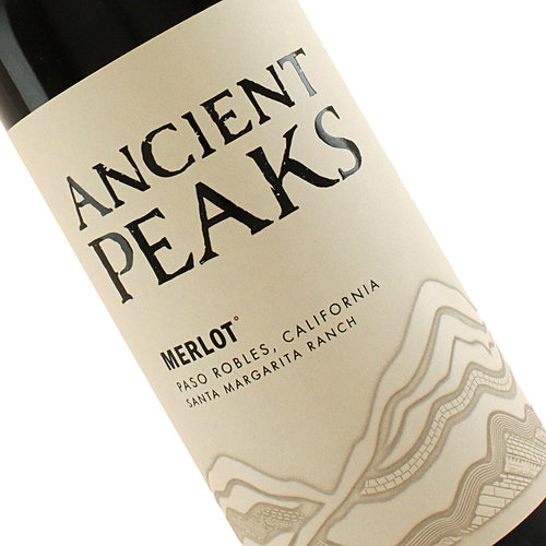 Ancient Peaks 2018 Merlot, Paso Robles
