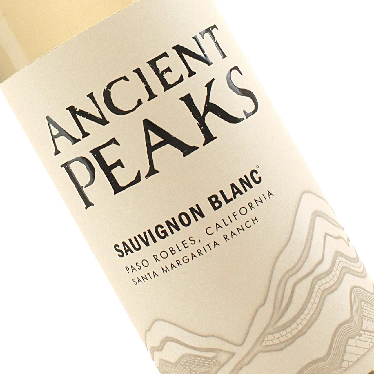 Ancient Peaks 2018 Sauvignon Blanc, Paso Robles