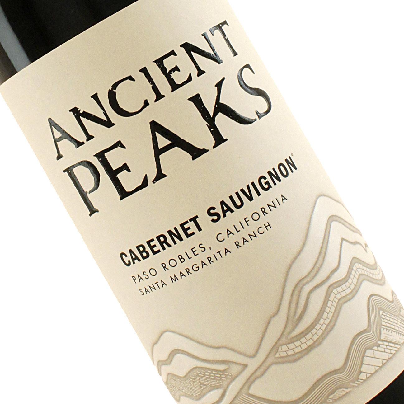 Ancient Peaks 2017 Cabernet Sauvignon, Paso Robles