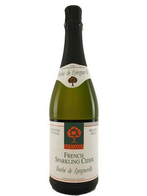 Duche de Longueville Non-Alcoholic French Sparkling Cider, Normandy