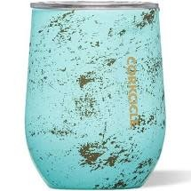 Corkcicle Stemless Insulated Cup 12oz. Bali Blue