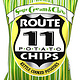 Route 11 Sour Cream & Chive Potato Chips Small Bag