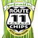 Route 11 Sour Cream & Chive Potato Chips Small Bag