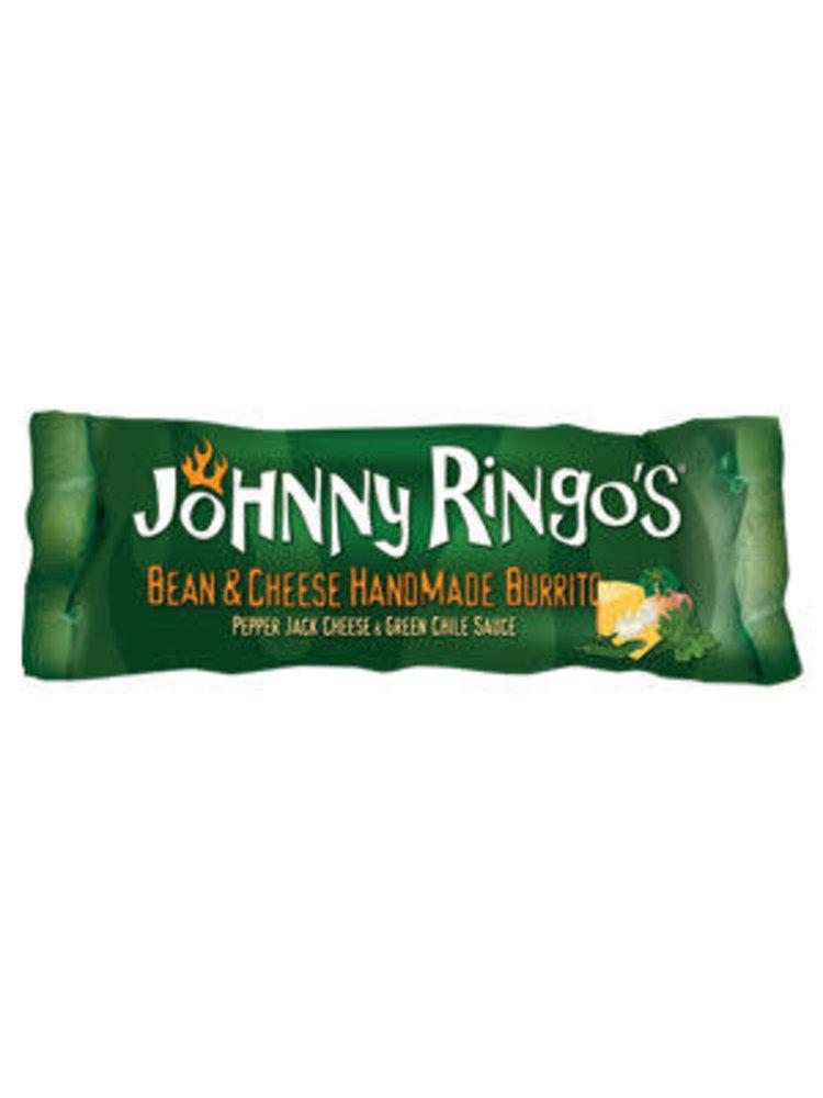 Johnny Ringo's Bean & Cheese Handmade Burrito, Las Vegas, NV 7.5oz