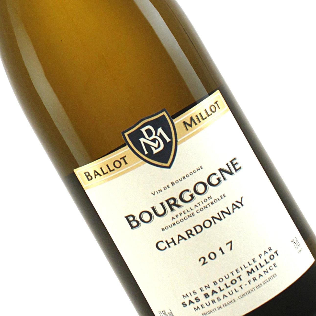 Ballot Millot 2017 Bourgogne Chardonnay