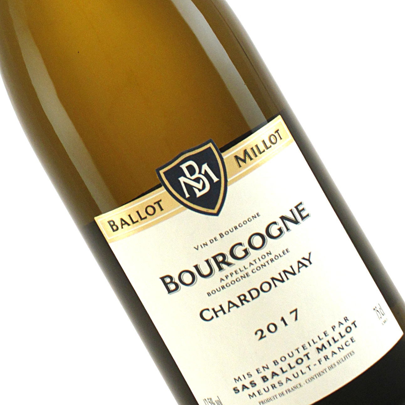 Ballot Millot 2107 Bourgogne Chardonnay