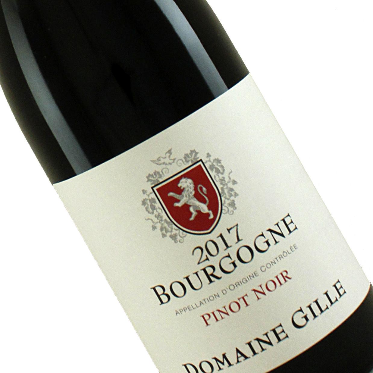 Domaine Gille 2017 Pinot Noir Bourgogne