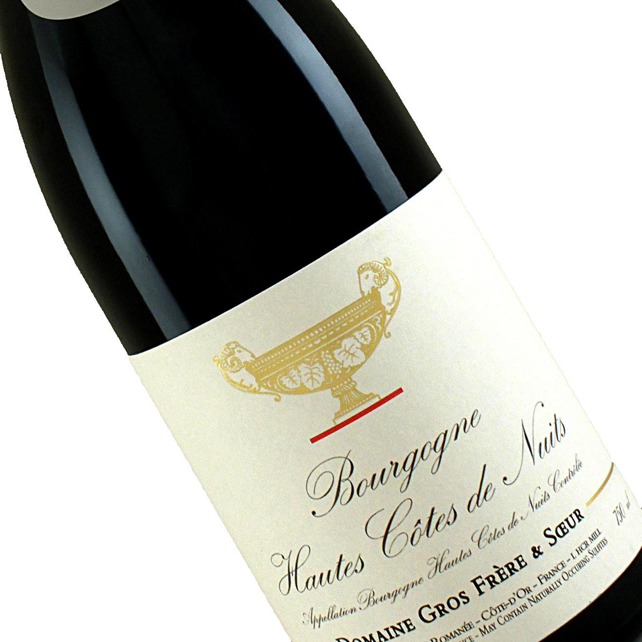 Domaine Gros Frere & Soeur 2017 Bourgogne Hautes Cotes de Nuits, Red Burgundy