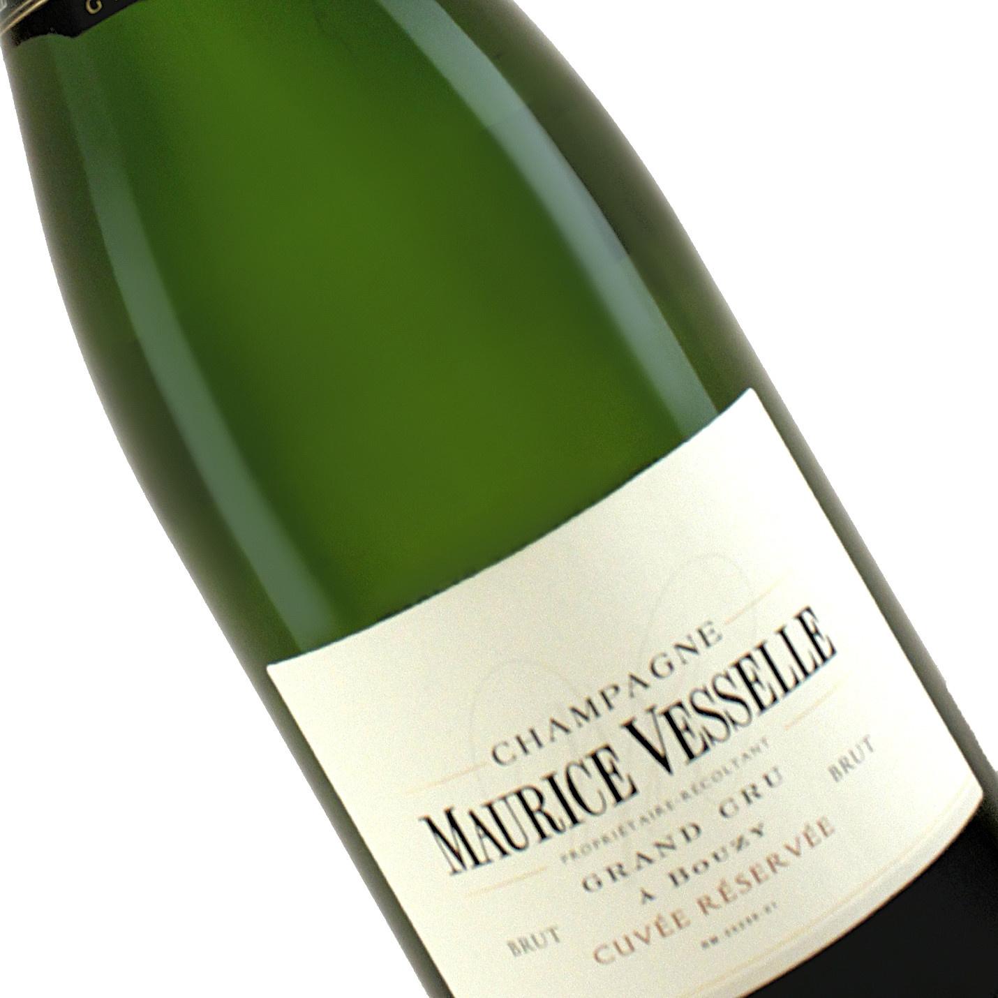 Maurice Vesselle N.V. Brut Cuvee Reserve Champagne Grand Cru, Bouzy