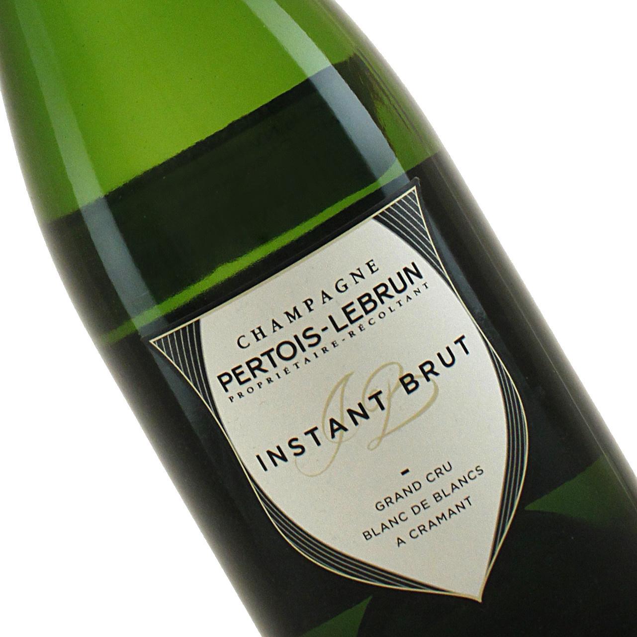 Pertois NV Instant Brut Blanc de Blanc, Champagne