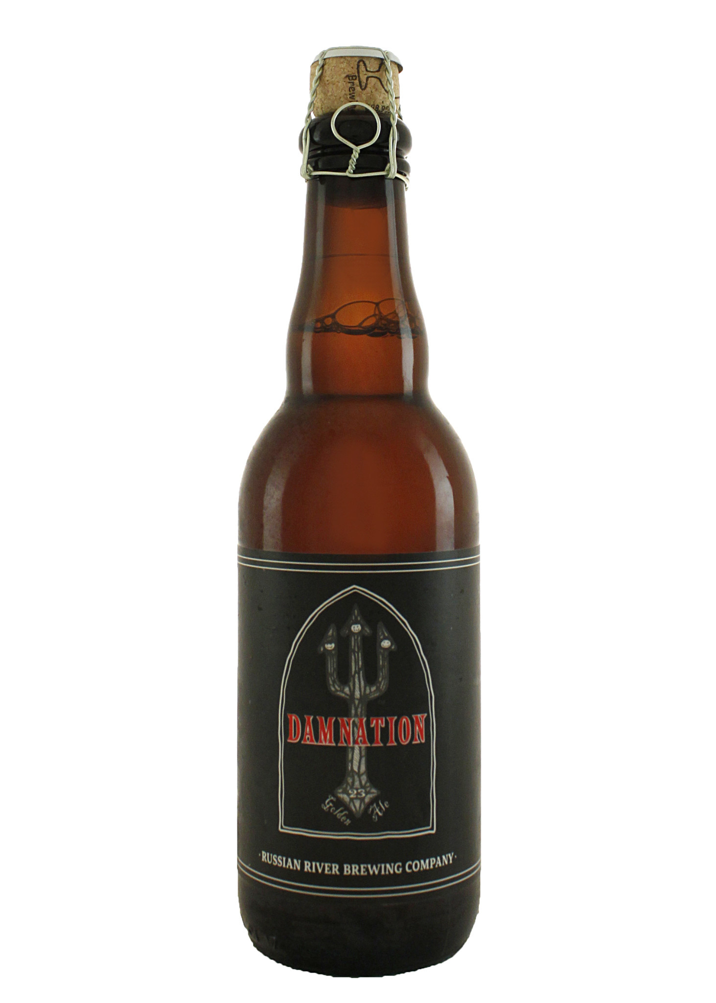 "Russian River Brewing ""Damnation"", California"