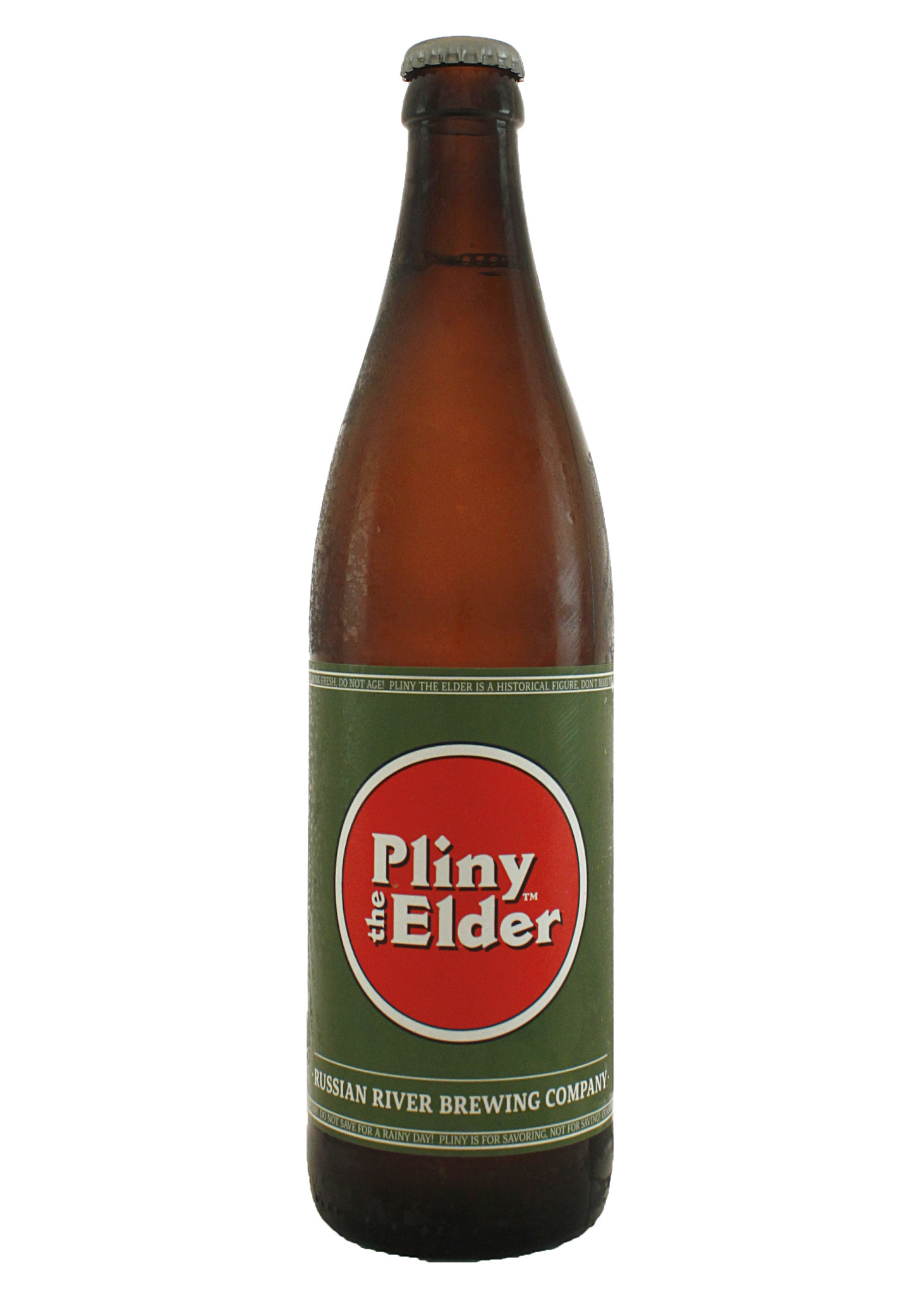 "Russian River Brewing ""Pliny the Elder"" IPA, California"
