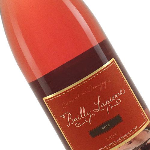 Bailly Lapierre N.V. Cremant de Bourgogne Brut Rose, Sparkling Wine, Burgundy, France
