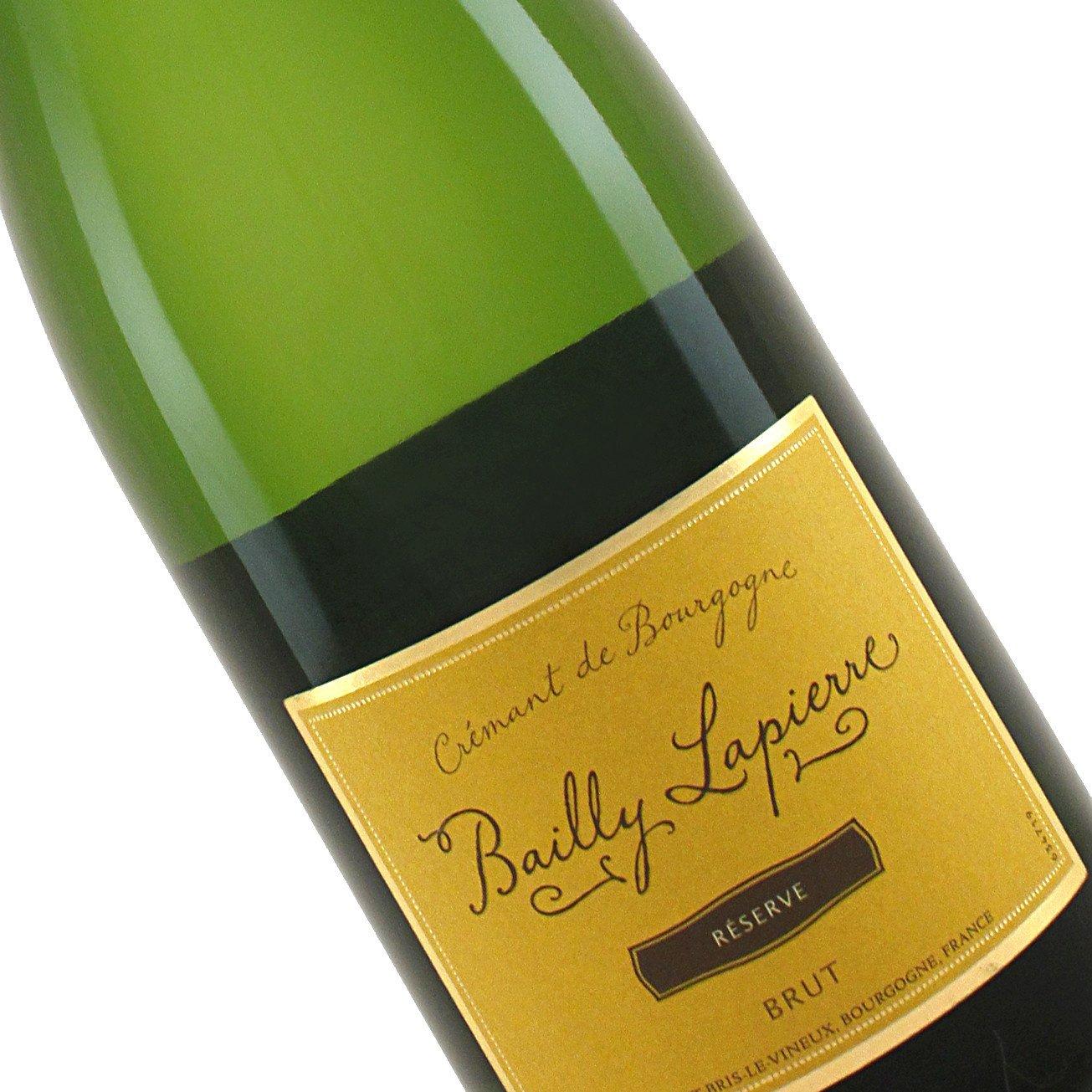 Bailly Lapierre N.V. Cremant de Bourgogne Brut Reserve Sparkling Wine, Burgundy