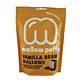 Baru Mallow Puffs - Vanilla Bean Mallows Dunked in Belgian Dark Chocolate 3.5oz