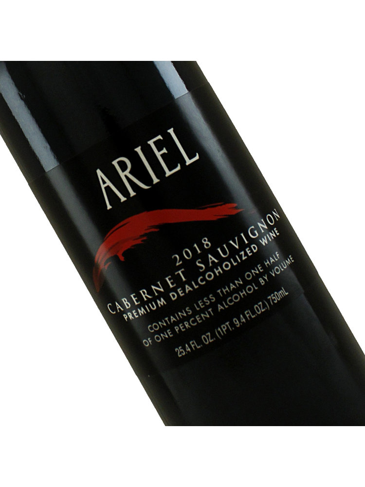 Ariel 2018 Non-Alcoholic Cabernet Sauvignon