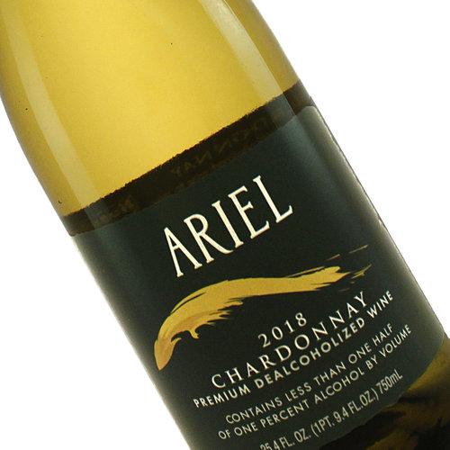 Ariel 2018 Non-Alcoholic Chardonnay