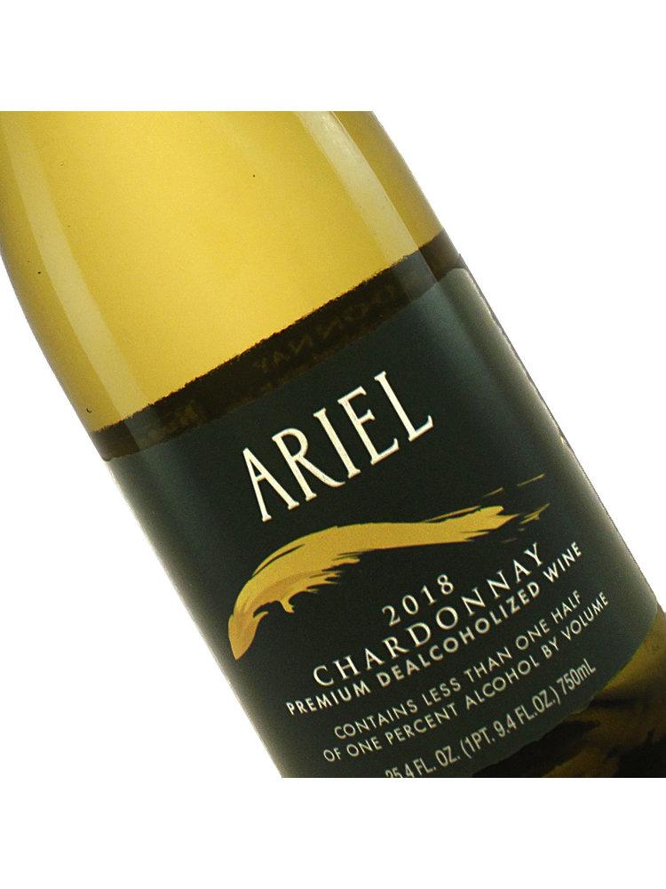 Ariel 2016 Non-Alcoholic Chardonnay