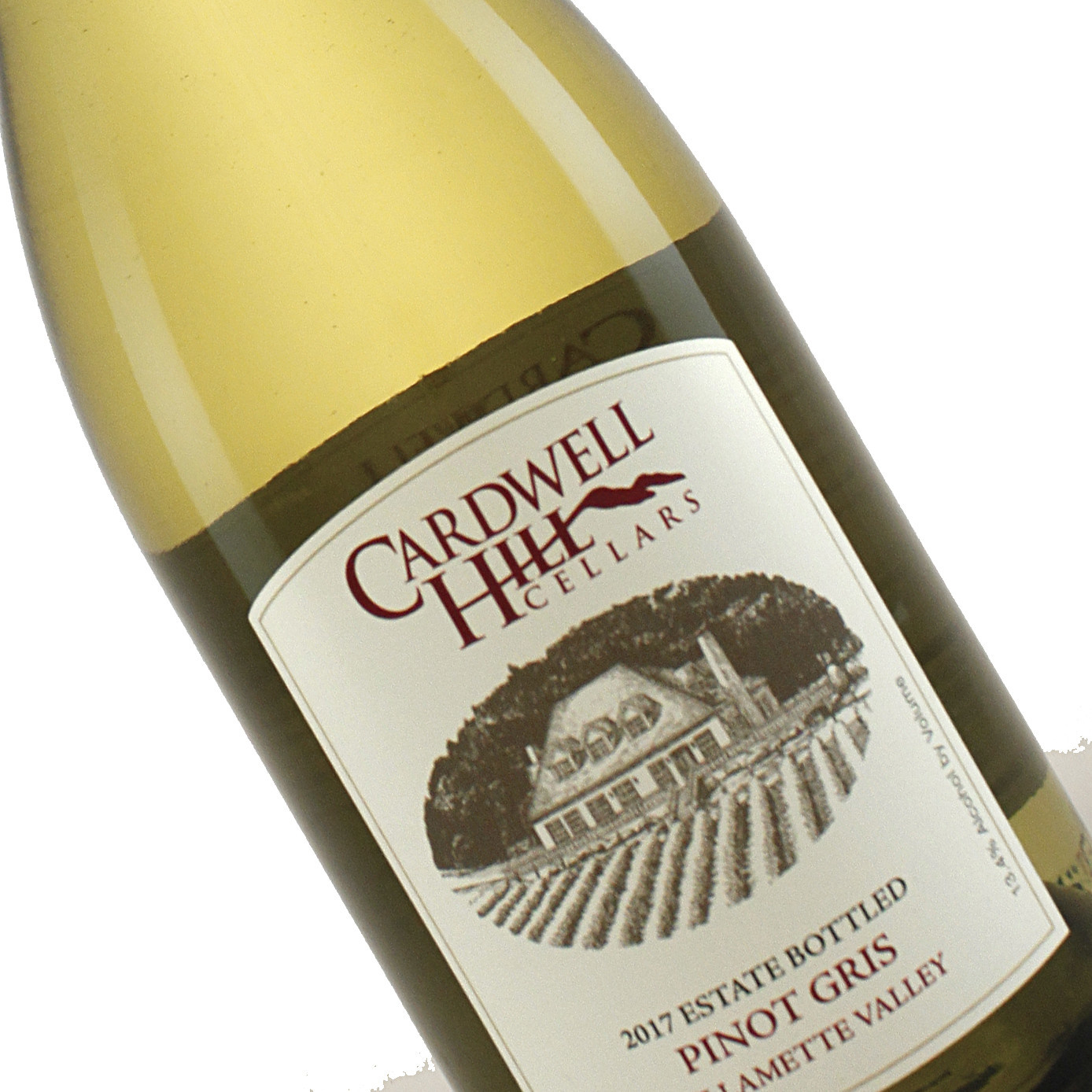 Cardwell Hill 2017 Pinot Gris Willamette Valley, Oregon
