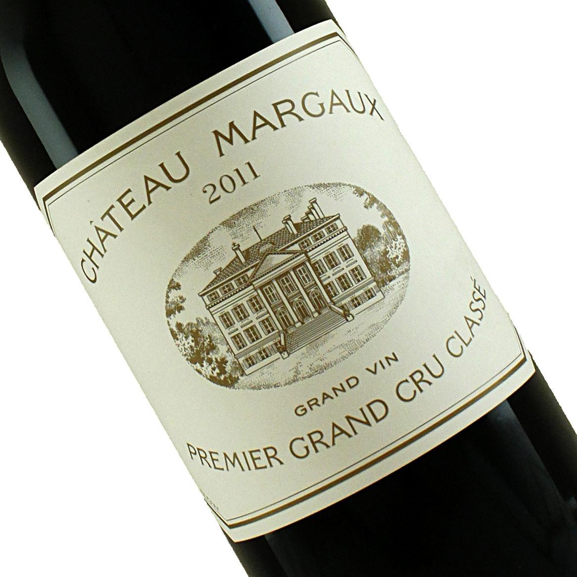 Chateau Margaux 2011 Margaux Premier Grand Cru, Bordeaux