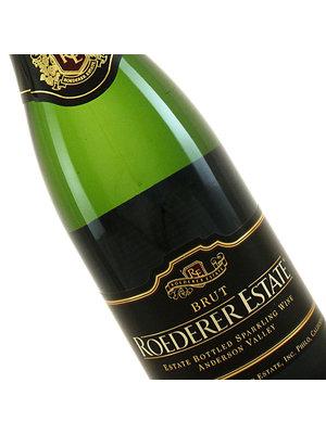 Roederer Estate N.V. Brut Sparkling Wine, Anderson Valley, Mendocino, California - Half Bottle